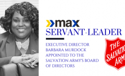 BJCTA Executive Director Appointed Salvation Army's Board