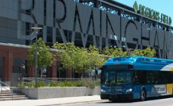 BIRMINGHAM-JEFFERSON COUNTY TRANSIT AUTHORITY PROPOSES TO MODIFY ROUTES