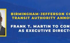 Frank T. Martin to Continue as Executive Director