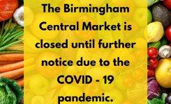 Birmingham Central Market – Closed